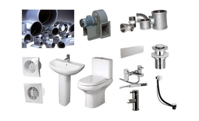 Υδραυλικά-Εξαερισμός-Είδη Υγιεινής